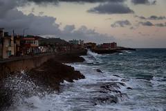 Baracoa Sea (Strocchi) Tags: sea baracoa cuba waves malecón landscape roughsea canon eos6d 24105mm