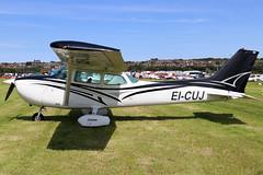 EI-CUJ (GH@BHD) Tags: eicuj cessna cessna172 skyhawk atlanticflighttraining newtownardsairfield newtownards ulsterflyingclub aircraft aviation