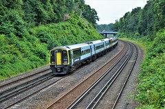 159010 (stavioni) Tags: dmu diesel brel sprinter express class159 swt swr south western railway west trains rail train multiple unit