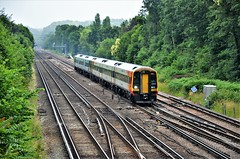 159108 (stavioni) Tags: dmu diesel brel sprinter express class159 swt swr south western railway west trains rail train multiple unit