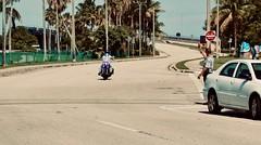 Biker's Lucky Day (LarryJay99 ) Tags: street urban urbanites lakeworth florida