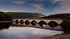 Ashopton Viaduct Ladybower Reservoir (Glenn Birks) Tags: