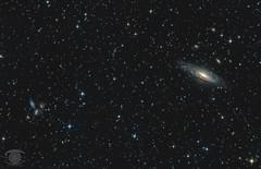 Deer Lick Group and Stephan's Quintet (Dark Arts Astrophotography) Tags: astrophotography astronomy space sky stars star science galaxy galaxies ngc ngc7331 deer lick stephans quintet deerlick night nature natur nightsky kingston kingstonist ygk ontario