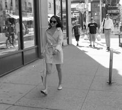 7xi-0701-026 (stephen sherman) Tags: film kentmere400 minolta7xl newyorkcity manhattan soho streetstyle asiangirl bnw