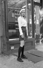 7xi-0701-013 (stephen sherman) Tags: film kentmere400 minolta7xl newyorkcity manhattan soho streetstyle bnw