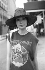 7xi-0701-002 (stephen sherman) Tags: film kentmere400 minolta7xl newyorkcity manhattan soho streetstyle asiangirl bnw