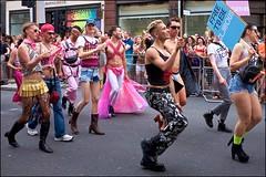 Pride London 2019 - DSCF2814a (normko) Tags: london pride parade 2019 regent street gay lesbian bi trans celebration protest rainbow