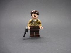 Lego Stranger Things - Jim Hopper (HumorlessClown) Tags: lego stranger things hopper