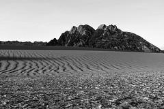 DSCF2049 (LpVano) Tags: moonvalley desert chile atacama bw shapes landscape lines abstract