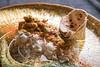 POLLO TIKKA MASALA (Patricia Vélez) Tags: pollotikkamasala gajarhalwa samosas samosasdepapa cocinaindia indianrecipes hindurecipes recetasmilenarias cocinaoriental asia panarabe arrozbasmati vinotinto dislicores ambientegourmet clubgourmet cocinadivertida patriciavélez
