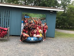 Girls TAP rafting4