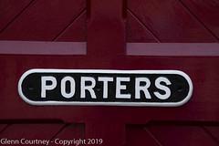 Porters (Glenn Courtney) Tags: settle settlecarlisle england uk unitedkingdom