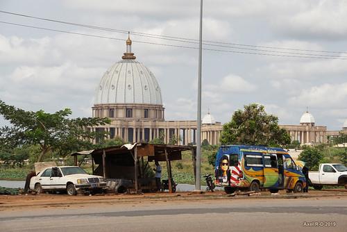 Basilique - Yamoussoukro