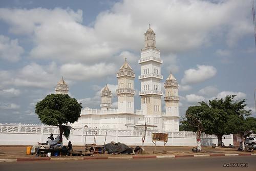 Mosquée de Yamoussoukro