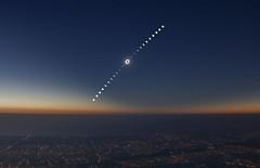 Tránsito solar (Diego_Valdivia) Tags: eclipse solar transito astrofotografia astrophotography cerro grande coquimbo laserena chile nightsky nature canon eos 60d
