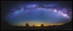 Monument Valley (cmgaonkar) Tags: utah monumentvalley stars nightsky milkyway milkywaychasers photography astrophotography astro canon6d canonindia canonphotography longexposure darkskypark
