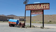 Chocolate Nugget Candy Factory (cjacobs53) Tags: jacobs jacobsusa nevada highway 50 119picturesin2019 annual scavenger photo hunt yearly picture chocolate fudge confectionery sweet tooth