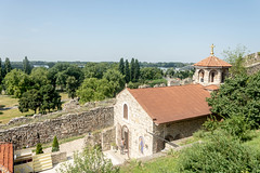 Old Church called Holly Petka on Kalemegdan Fortress in Belgrade