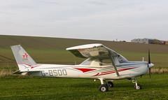 G-BSDO Cessna 152 , Kirriemuir (wwshack) Tags: acsflighttraining angus ce152 cessna cessna152 kirriemuir scotland farmstrip gbsdo