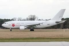 F-OGYQ (PlanePixNase) Tags: aircraft airport planespotting haj eddv hannover langenhagen airbus 310 a310 s7 sibir