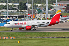 EC-MCB Airbus A.320-214 Iberia Express BHX 27-06-19 (PlanecrazyUK) Tags: egbb birminghaminternational birminghamairport bhx international birmingham ecmcb airbusa320214 iberiaexpress 270619