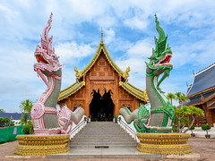 Wat Ban Den (SLpixeLS) Tags: asia thailand mai watbanden temple buddhist happyplanet asiafavorites วัดบ้านเด่น