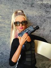 2 (MarKifay) Tags: handmade mattel doll barbie puma