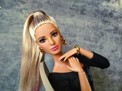 5 (MarKifay) Tags: handmade mattel doll barbie puma