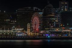 luna_park (Greg M Rohan) Tags: nikon d750 nikkor 2019 nightphotography color colour water lights nightlights sydney australia lunapark funpark ferriswheel harbour sydneyharbour milsonspoint northsydney 摩天輪 riesenrad granderoue 観覧車 シドニー 悉尼 ルナパーク 月神公園
