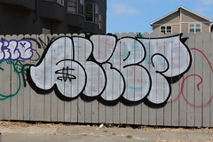 (Laugh now, smile later) Tags: graffiti bayarea eastbay oakland blief