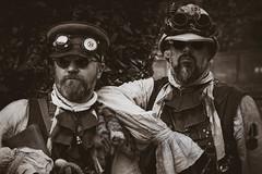 MajorTheodoricusAndFriendBrown (PeterazziMuilman) Tags: elmundofantasia cosplay steampunk fantasyfair zoo landgraaf thenetherlands sonysonya7r3alpha 7rm3 a7r3 ilce7rm3 ilcea7r3 peterazzi