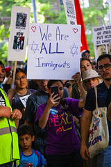 Jews Against Concentration Camps Chicago Illinois 7-8-19 _1661 (www.cemillerphotography.com) Tags: racism fascism nazis murder genocide immigrants refugees prison confinement ice xenophobia discrimination whitesupremacy schutzstaffel immigrationandcustomsenforcement borderpatrol torture
