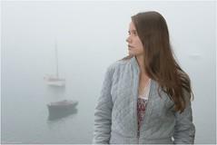 Vers le bout du Monde (Photos de voyages, d'expéditions et de reportages) Tags: olesia bateaux atlantique finistère fog brittany breizh bretagne leconquet brume france