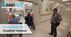 Prison Rules for Disabled Inmates (inandoutreach01) Tags: sendsmstoinmates sendgiftstoinmates unlimitedpictoinmates unlimitedinmatepostcards