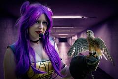 KDA Kaisa and Bird of Prey (PeterazziMuilman) Tags: elmundofantasia cosplay steampunk fantasyfair zoo landgraaf thenetherlands sonysonya7r3alpha 7rm3 a7r3 ilce7rm3 ilcea7r3 peterazzi