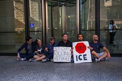 Jews Against Concentration Camps Chicago Illinois 7-8-19 _1651 (www.cemillerphotography.com) Tags: racism fascism nazis murder genocide immigrants refugees prison confinement ice xenophobia discrimination whitesupremacy schutzstaffel immigrationandcustomsenforcement borderpatrol torture