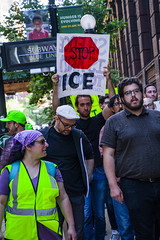 Jews Against Concentration Camps Chicago Illinois 7-8-19 _1647 (www.cemillerphotography.com) Tags: racism fascism nazis murder genocide immigrants refugees prison confinement ice xenophobia discrimination whitesupremacy schutzstaffel immigrationandcustomsenforcement borderpatrol torture