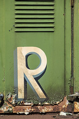 R (Geoff France) Tags: railway goodswagon rust paint peelingpaintstrathspey steam railwaygreencorrosiongoods yardrailway sidings