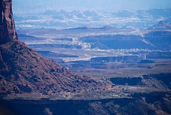 A view from the Green River Overlook... 20081016_1781 (listorama) Tags: canyonlandsnp greenriveroverlook utah