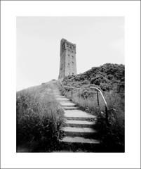 Tower Hill (oldeyes47) Tags: 8x10 fomopan100 almonbury huddersfield towerhill westyorkshire largeformat filmphotography pinholecamera film pinholephotography