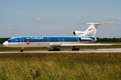 RA-85652 (PlanePixNase) Tags: aircraft airport planespotting haj eddv hannover langenhagen tupolev tu154 t154 s7 sibir