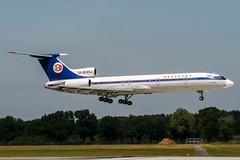 UN-85854 (PlanePixNase) Tags: aircraft airport planespotting haj eddv hannover langenhagen tupolev tu154 t154 sayakhat