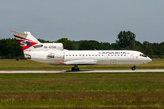 RA-42316 (PlanePixNase) Tags: aircraft airport planespotting haj eddv hannover langenhagen saratov saravia yak 42 yakovlev яковлев як42 yk42
