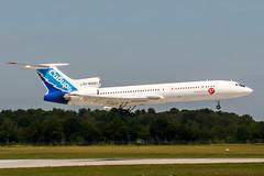 RA-85697 (PlanePixNase) Tags: aircraft airport planespotting haj eddv hannover langenhagen tupolev tu154 t154 s7 sibir