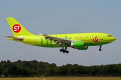 VP-BTL (PlanePixNase) Tags: aircraft airport planespotting haj eddv hannover langenhagen s7 sibir airbus 310 a310