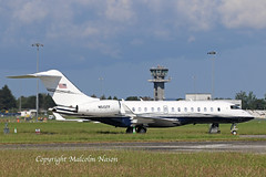 GLOBAL 5000 N513TF EAC AIR INC (shanairpic) Tags: bizjet corporatejet executivejet shannon global5000 n513tf