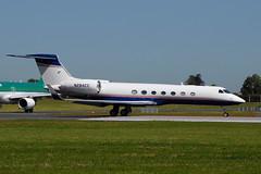 N284CC Gulfstream 550 (eigjb) Tags: dublin airport ireland international collinstown eidw jet bizjet aircraft executive business transport airplane plane spotting aeroplane aviation 2019 n284cc gulfstream g550 glf5 gv g5