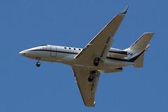 N5736   Hawker-Siddeley 125/800XP2 [258471} Home~G 24/06/2006 (raybarber2) Tags: 258471 abpic airportdata bizjet cn258471 egll flickr n5736 planebase raybarber usacivil