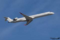 Bombardier CRJ -1000 AIR NOSTRUM EC-MNR 19052 Francfort juin 2019 (Thibaud.S.) Tags: bombardier crj 1000 air nostrum ecmnr 19052 francfort juin 2019