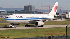 Airbus A330 -243 AIR CHINA B-6080 815 Francfort juin 2019 (Thibaud.S.) Tags: airbus a330 243 air china b6080 815 francfort juin 2019